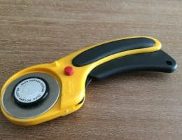 Leather Tool - Rotary Cutter