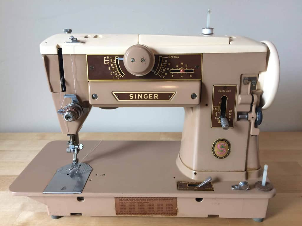 Leather Working Tools - Sewing Machine
