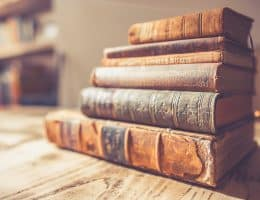 The History of Leather Craft - Books and Tools