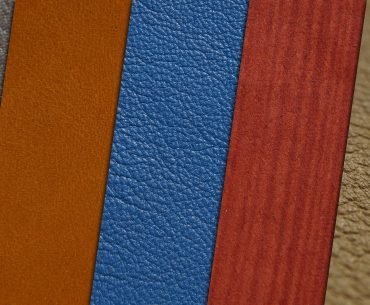 Leather Colors and Finishes - Liberty Leather Goods