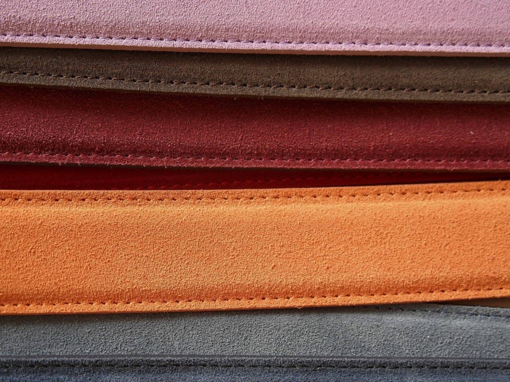 Leather Tanning Process - Finishes and Colors - Liberty Leather Goods