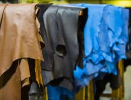 Leather Tanning Process - Hides - Liberty Leather Goods