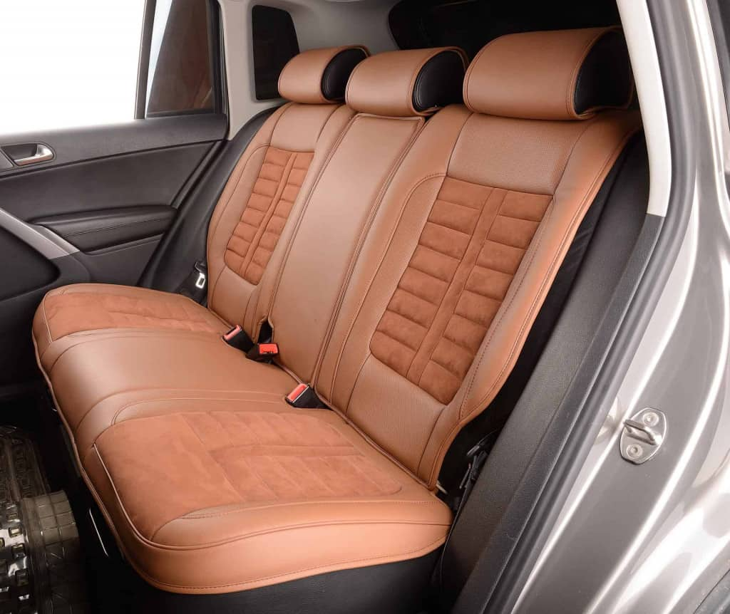 Car Leather Seat Upholstery - Liberty Leather Goods