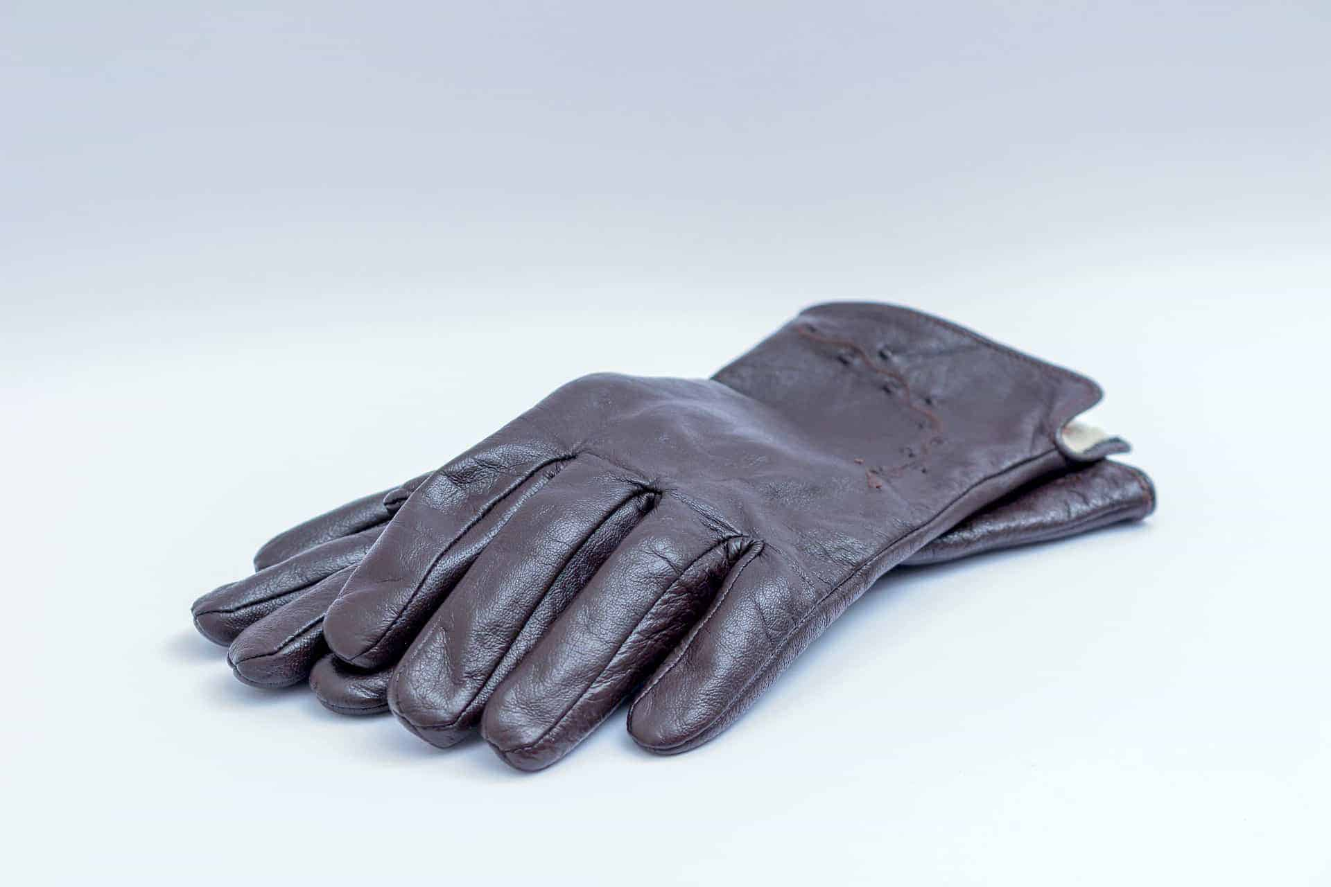 Napa Leather Gloves - Liberty Leather Goods