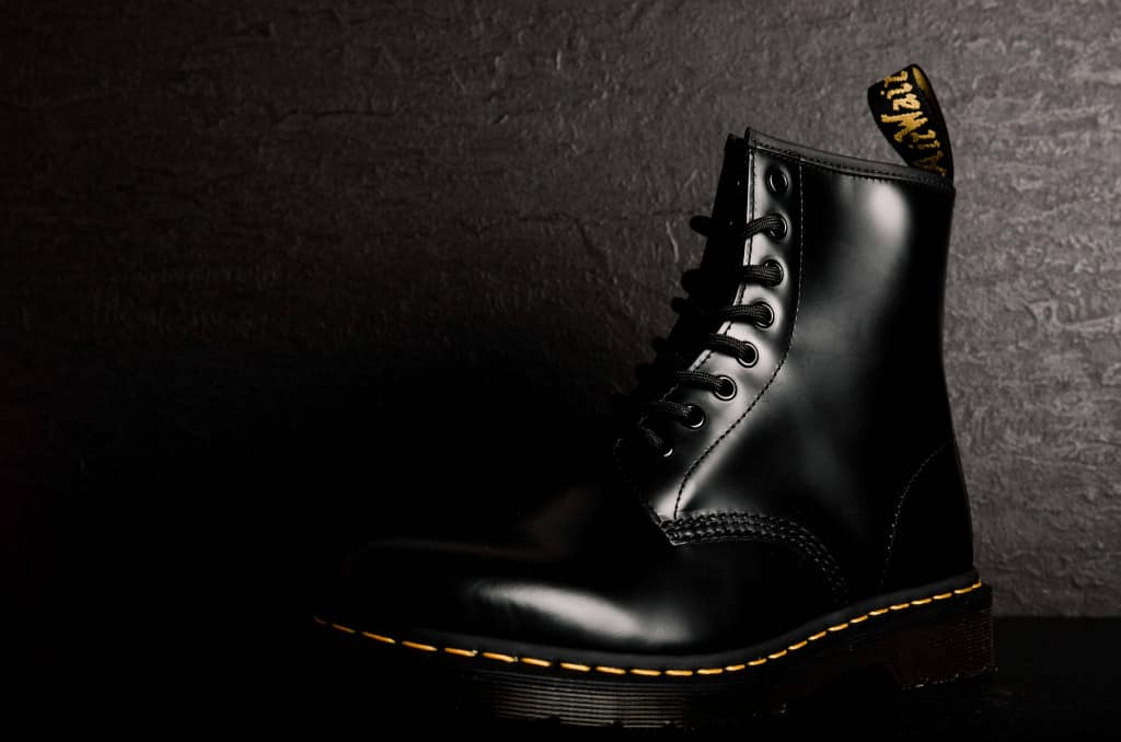 Doc Martens Boot - Liberty Leather Goods