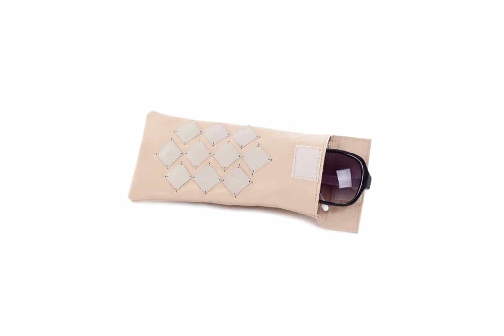 Leather Pouch for Sunglasses - Liberty Leather Goods