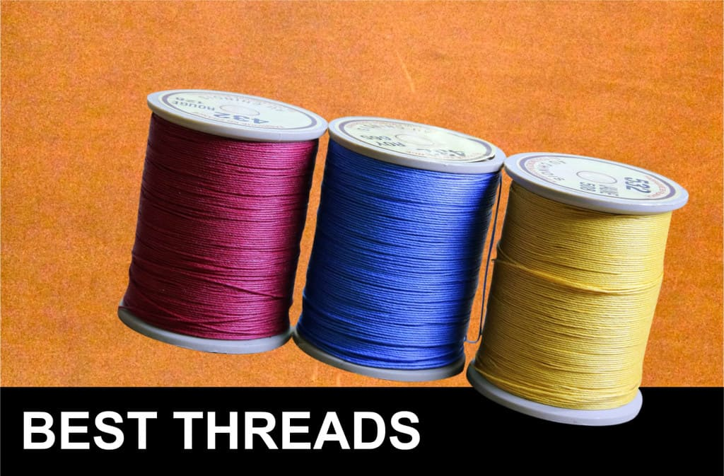 Best Leather Threads - Liberty Leather Goods