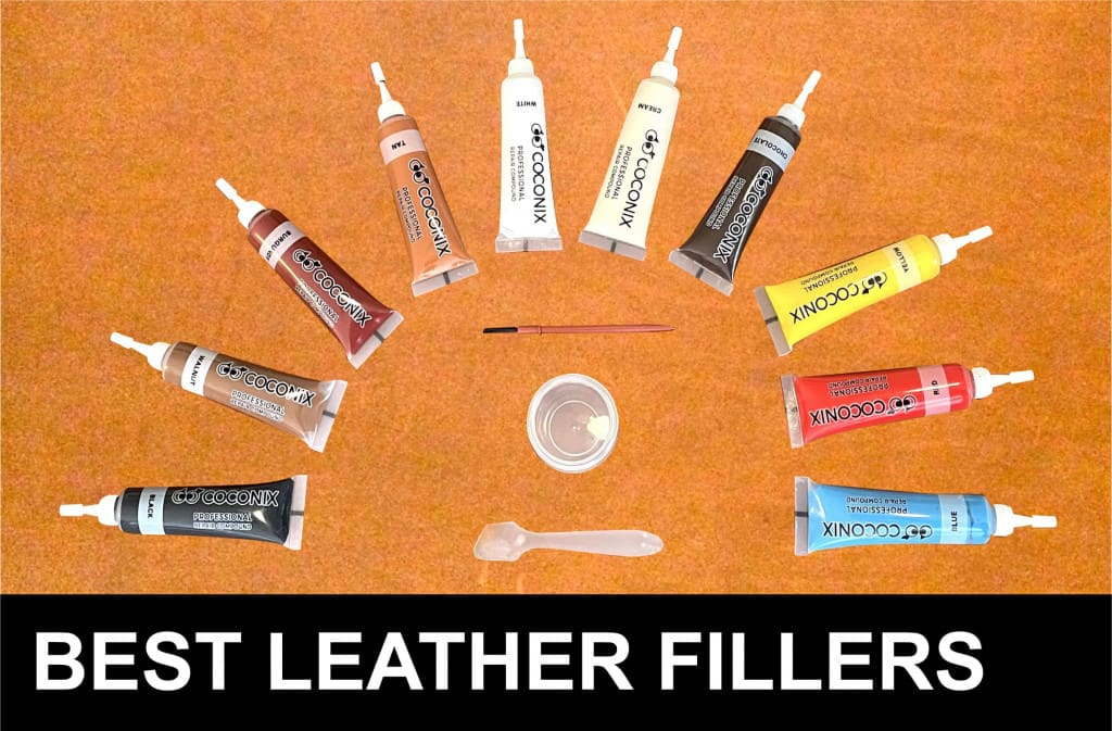 Best Leather Fillers - Liberty Leather Goods