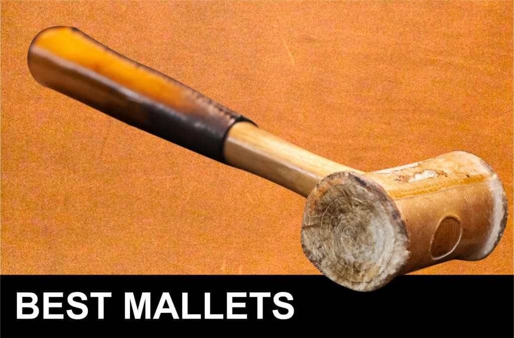 Best Leather Mallets - Liberty Leather Goods