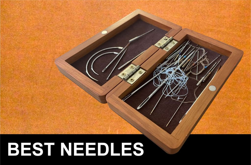 Best Leather Needles - Liberty Leather Goods