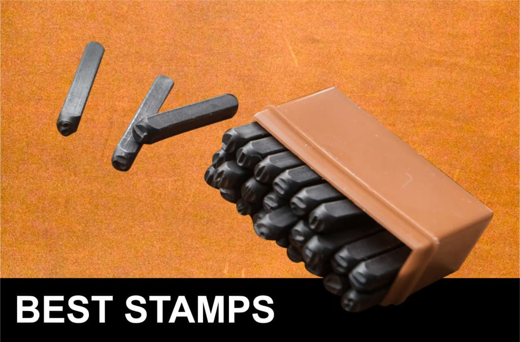 Best Leather Stamps - Liberty Leather Goods