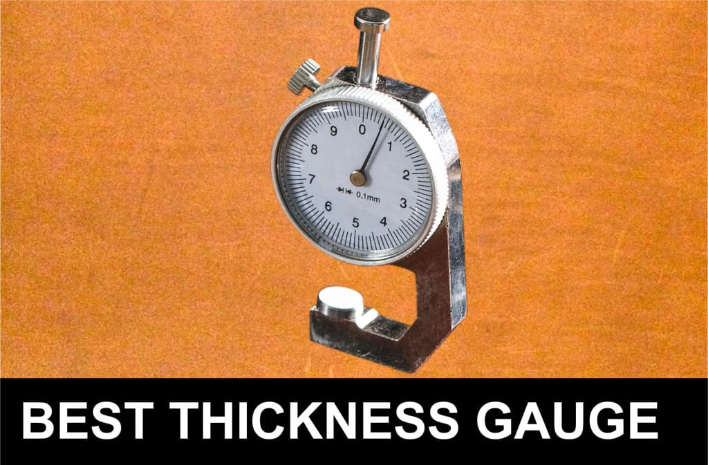 Best Leather Thickness Gauge - Liberty Leather Goods