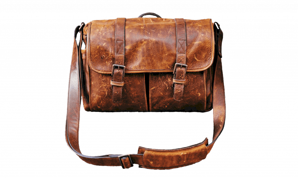 Thick Leather Briefcase - Liberty Leather Goods