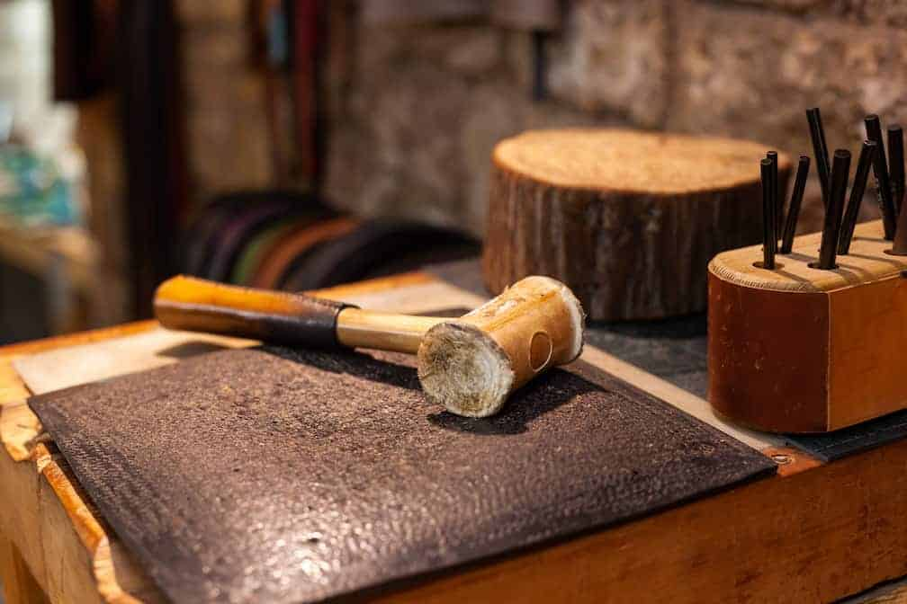 Leather Working Mallet - Liberty Leather Goods