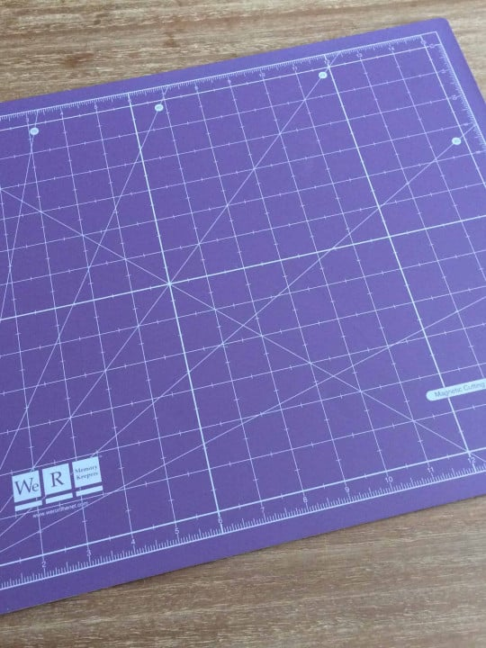 Leather Working Tools - Cutting Mat