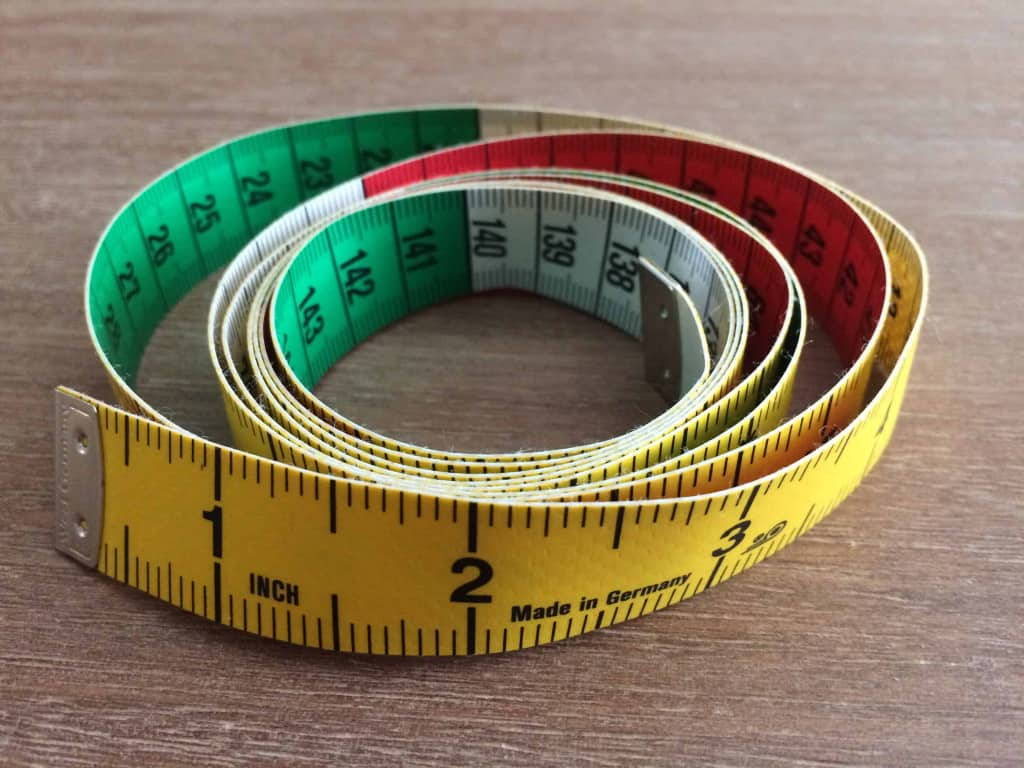 Leather Thickness - Measuring Tape - Liberty Leather Goods