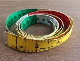 Leather Tool - Tape Measure