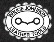 Bruce Johnson Leather Tools
