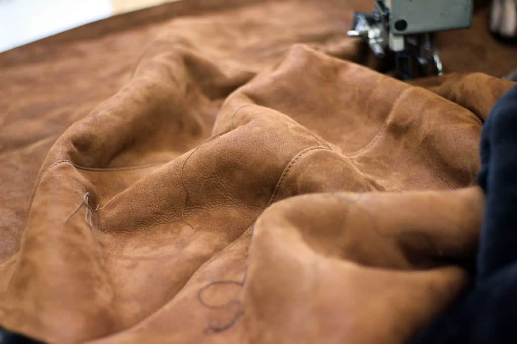Soft Finished Leather - How Leather is Made - Liberty Leather Goods