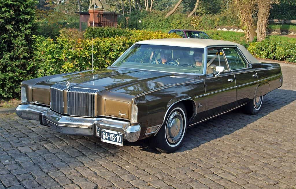 1974 Chrysler Imperial LeBaron - Corinthian Leather - Liberty Leather Goods