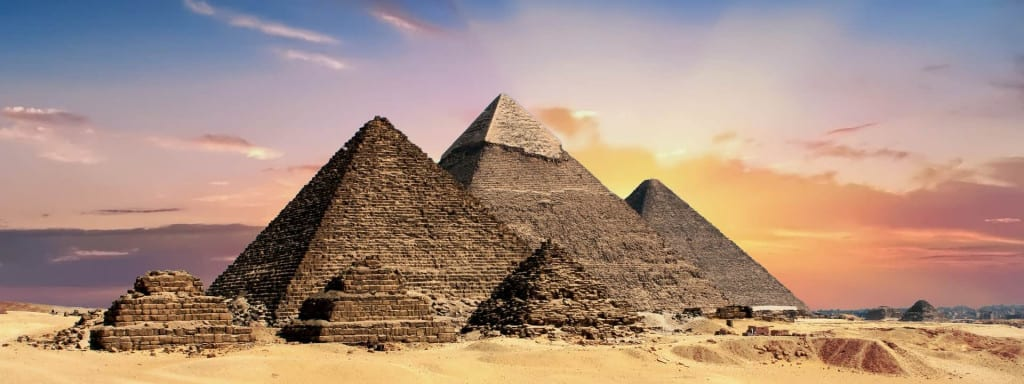Ancient Egypt - The History of Leather and Leather Craft - Liberty Leather Goods