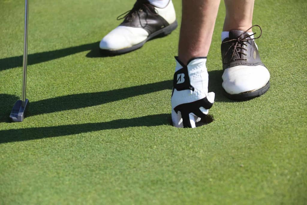Golf Shoes - Yak Leather - Liberty Leather Goods