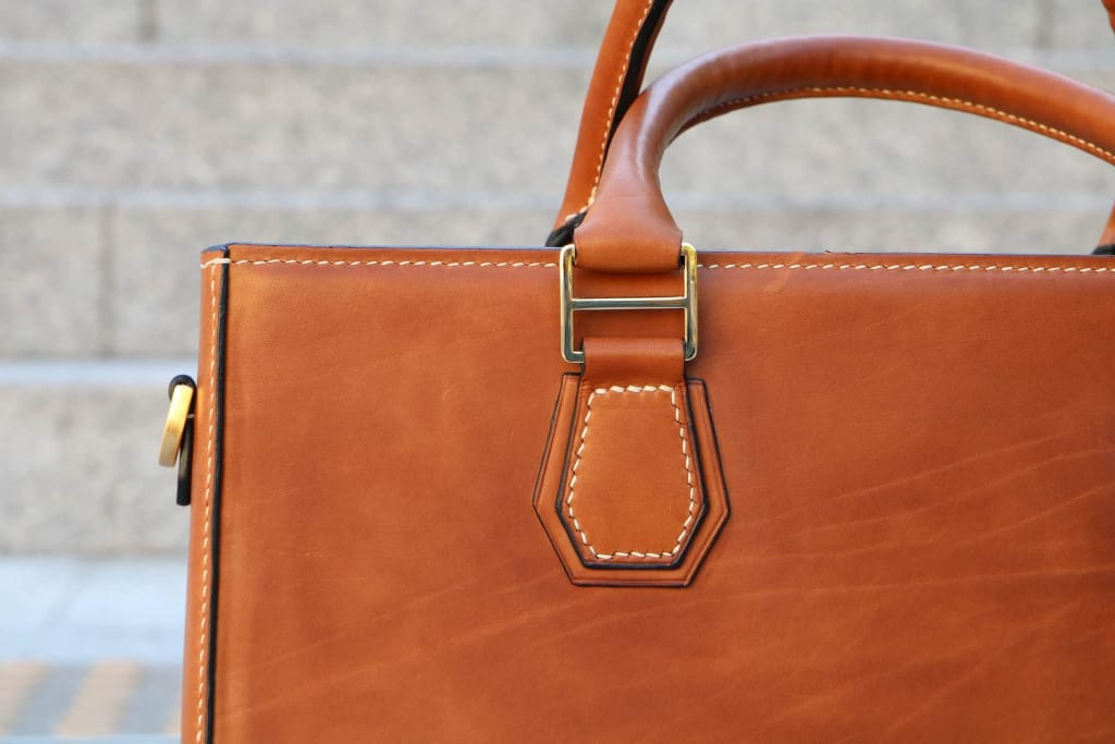 Leather Bag - Liberty Leather Goods