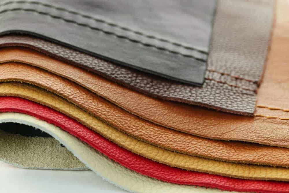 Leathers with Different Textured Surfaces - Types of Leather - Liberty Leather Goods