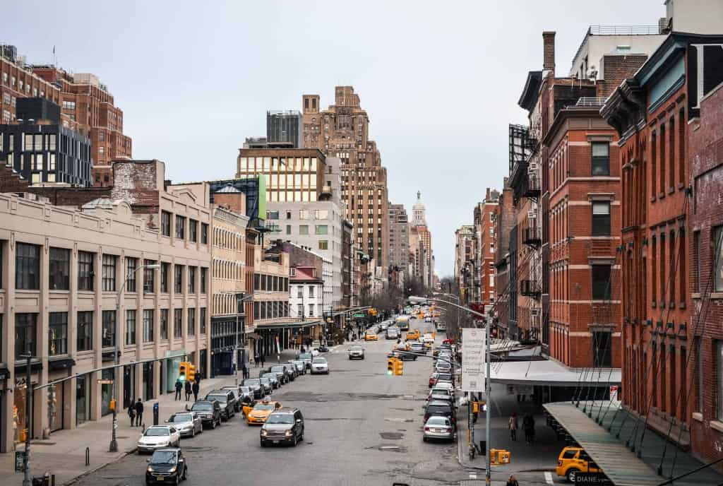 Meatpacking District in New York City - Liberty Leather Goods