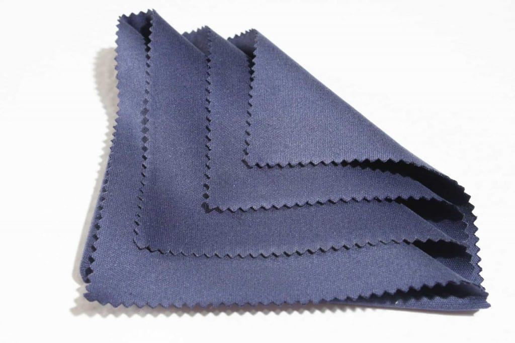 Microfiber Cloth - Saffiano Leather - Liberty Leather Goods