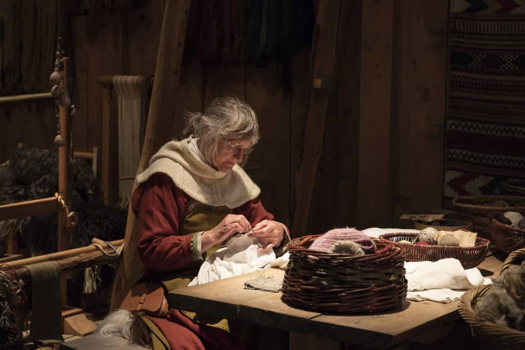 Viking Crafter - The History of Leather and Leather Craft - Liberty Leather Goods