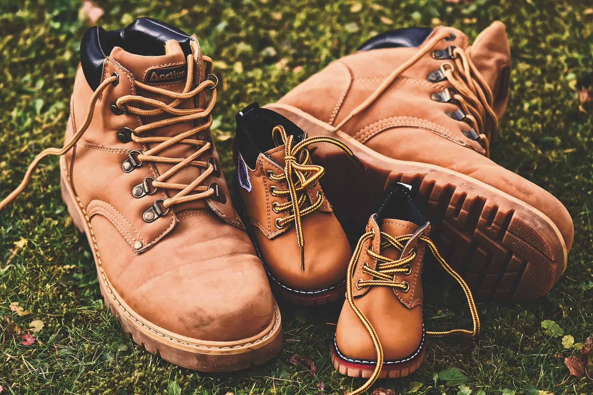 Hiking Boots - Liberty Leather Goods