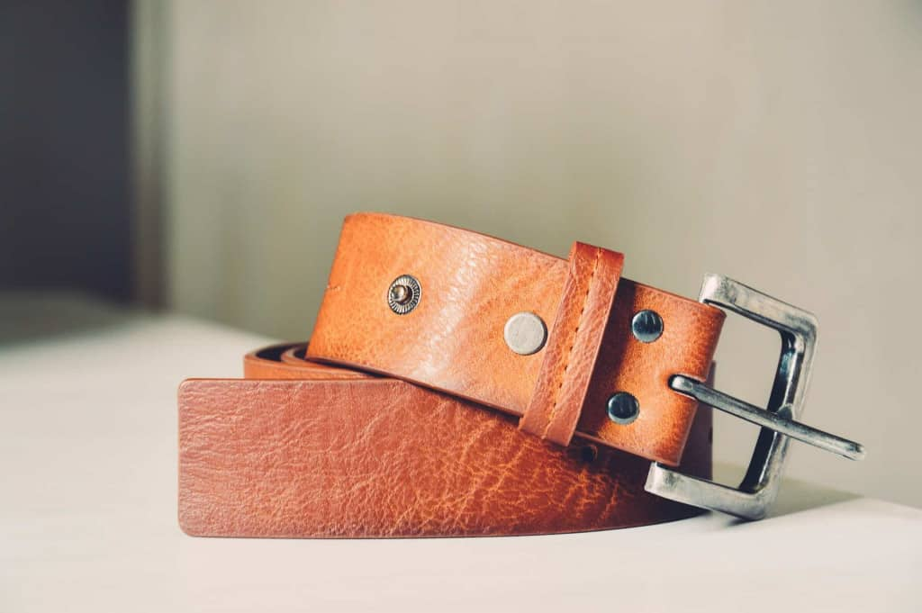 Leather Belt - Leather Buying Guide - Liberty Leather Goods