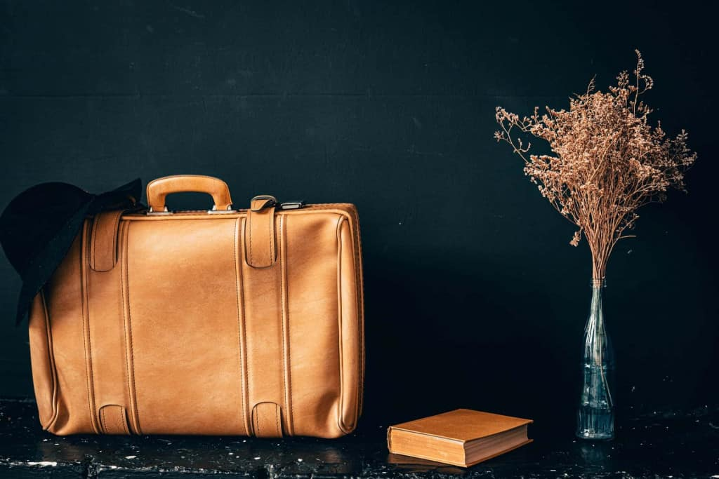 Leather Briefcase - Eco Leather - Liberty Leather Goods