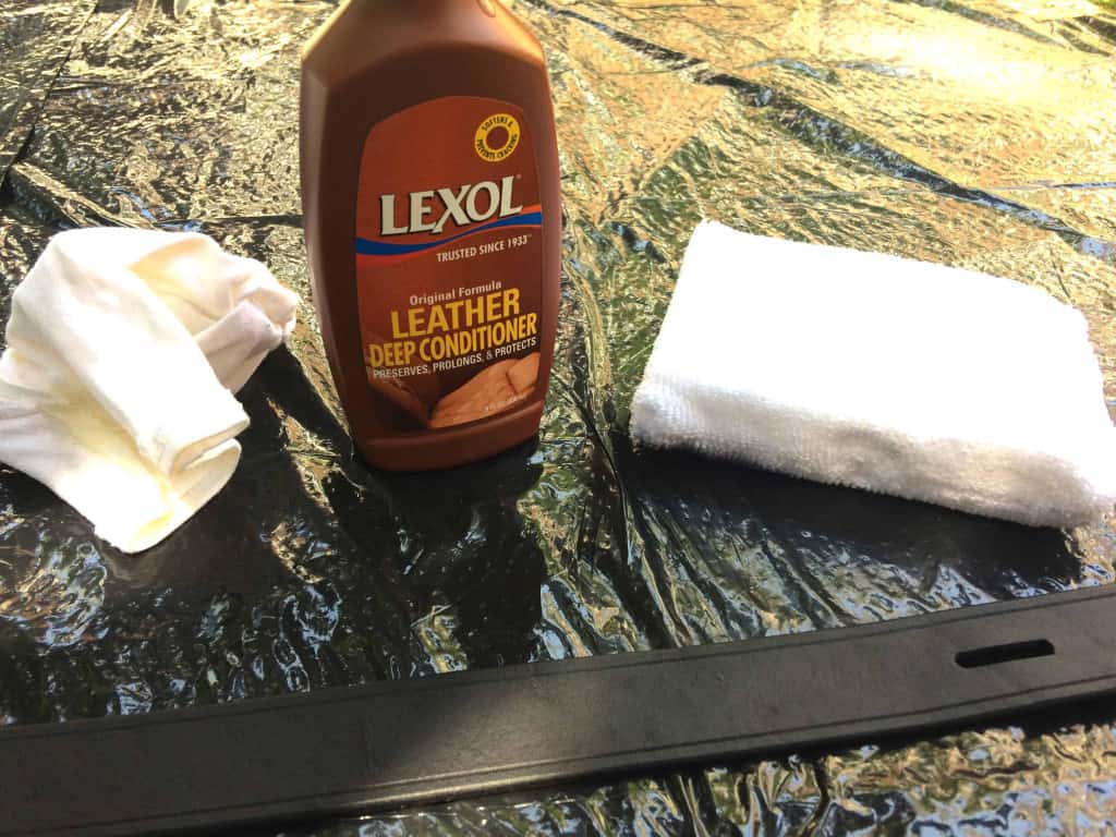 Leather Conditioner - How to Dye Leather - Liberty Leather Goods