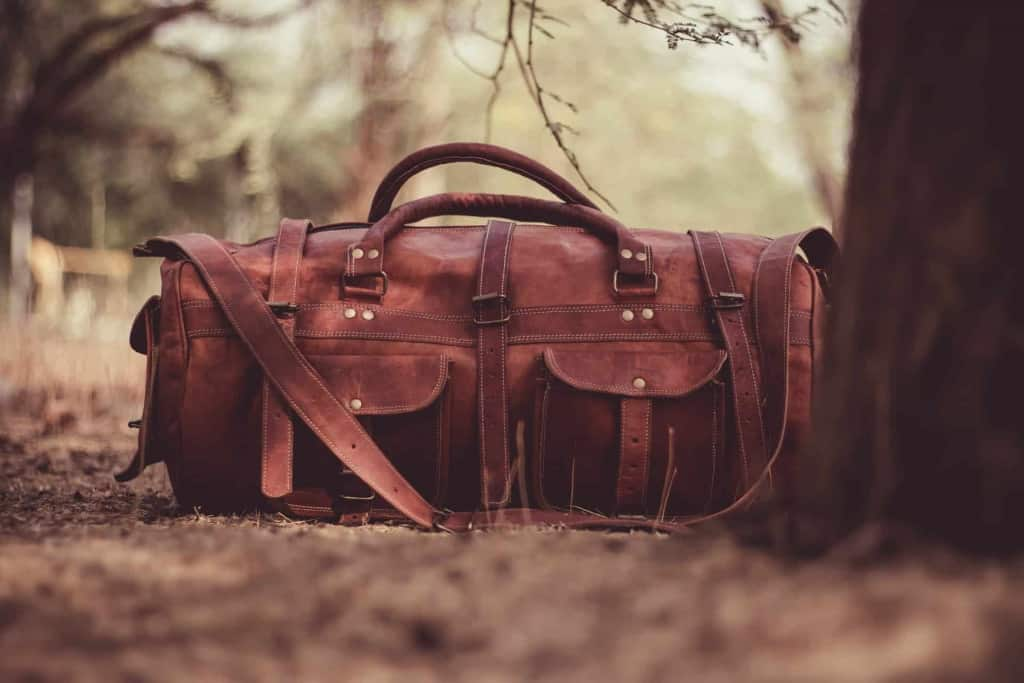 Leather Duffel Bag - Leather Buying Guide - Liberty Leather Goods
