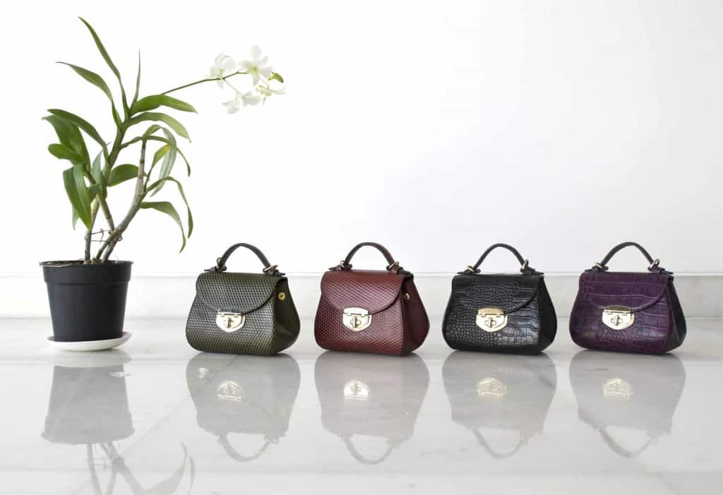 Leather Handbags in Various Colors - PU Leather - Liberty Leather Goods