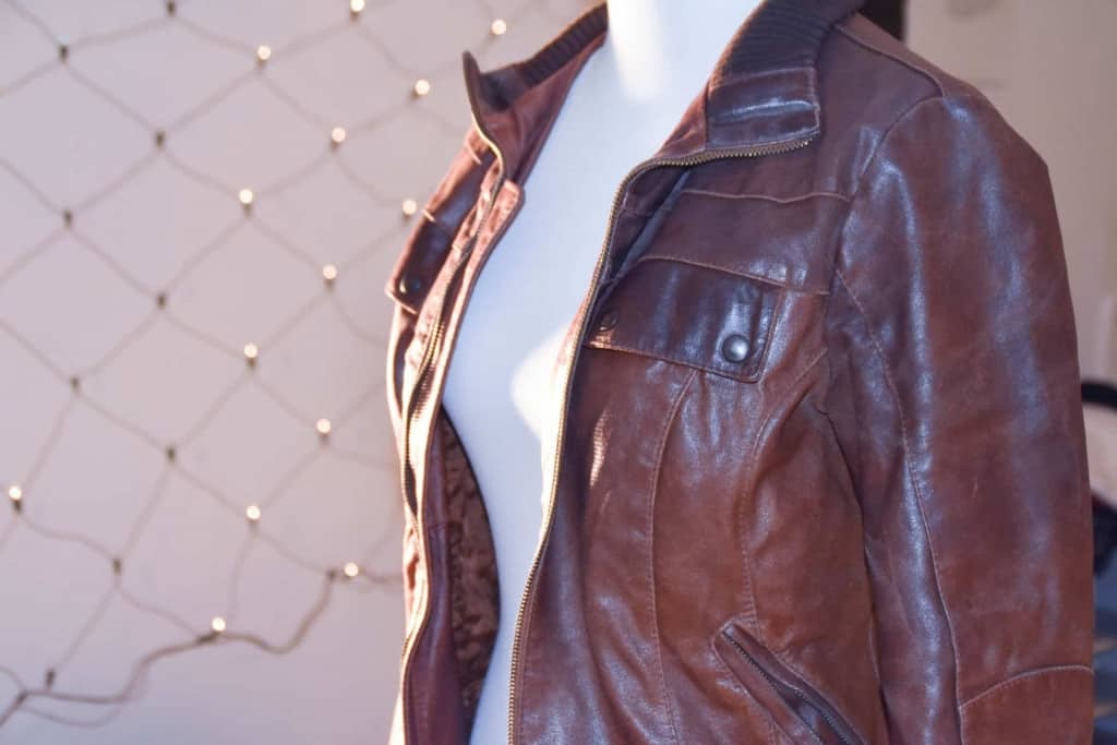 Leather Jacket - Napa Leather - Liberty Leather Goods