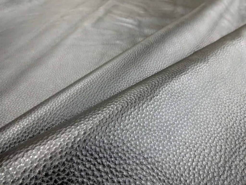Leather Material - Pebbled Leather - Liberty Leather Goods