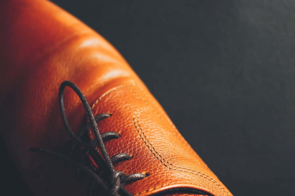 Leather Shoes - Leather Buying Guide - Liberty Leather Goods