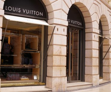 Louis Vuitton Store - Liberty Leather Goods