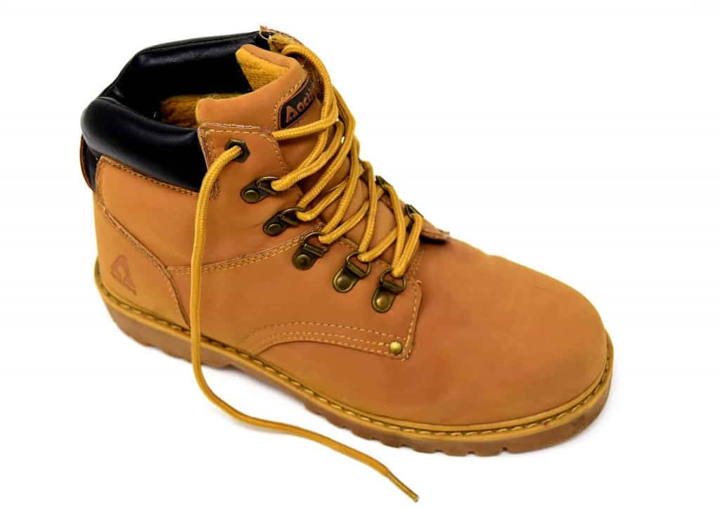 Nubuck Leather Hiking Boots - Liberty Leather Goods
