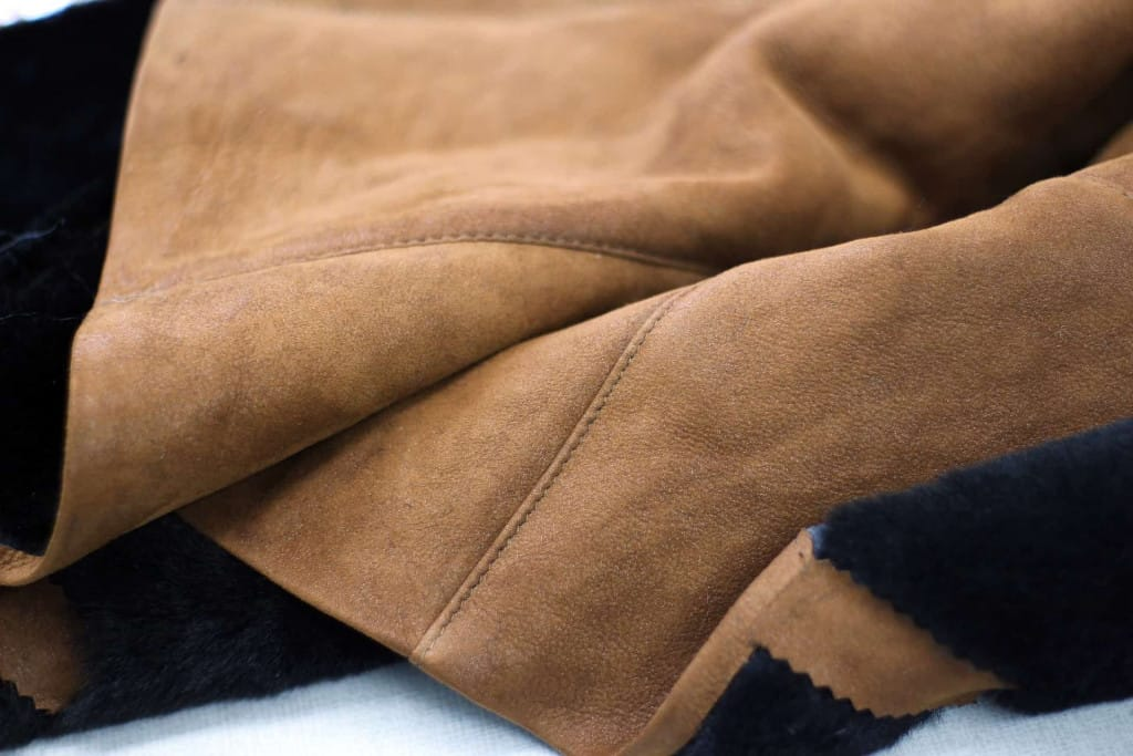 Nubuck Leather - Leather Buying Guide - Liberty Leather Goods