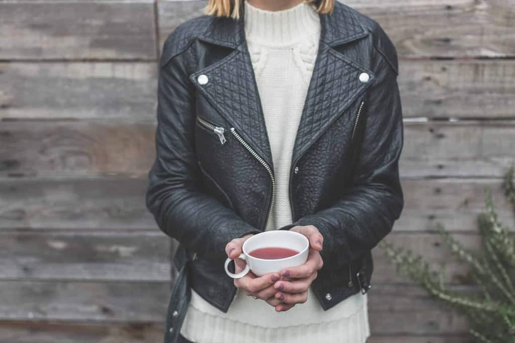 Vegan Leather Jacket - Liberty Leather Goods