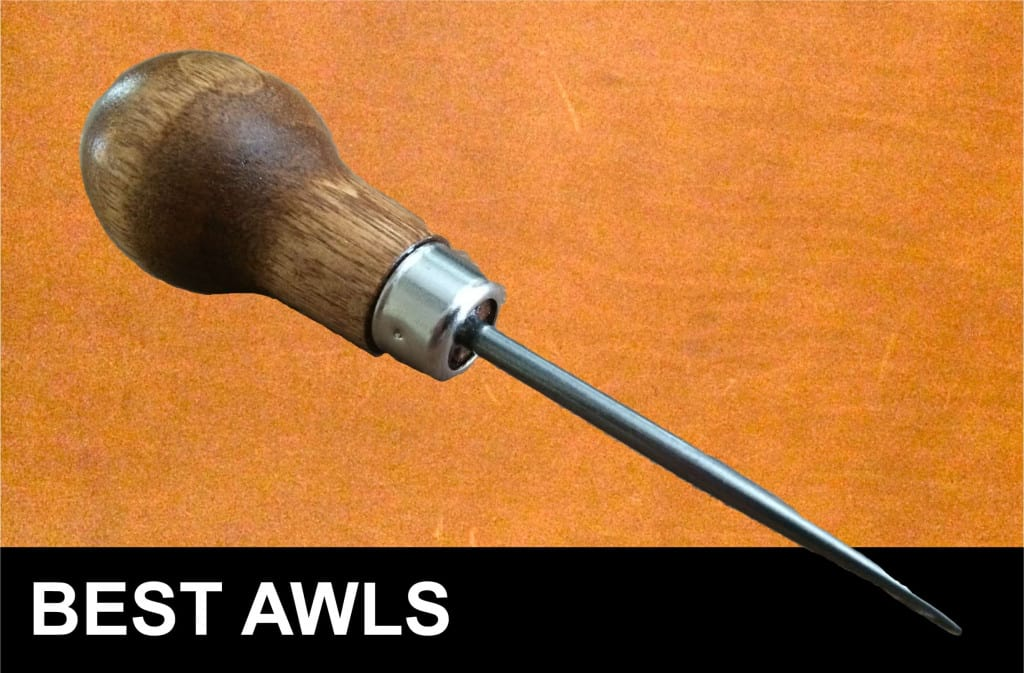Best Leather Awls - Liberty Leather Goods