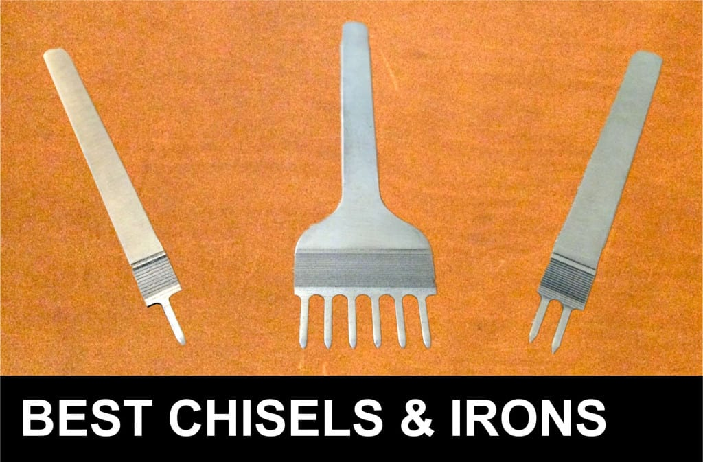 Best Leather Chisels and Pricking Irons - Liberty Leather Goods