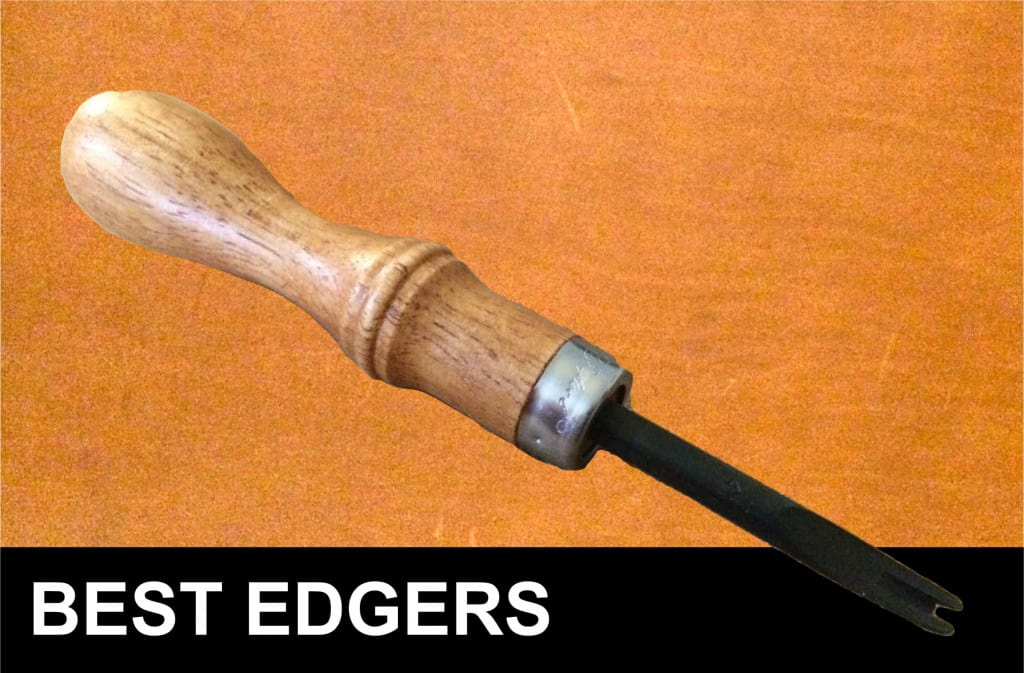 Best Leather Edgers - Liberty Leather Goods