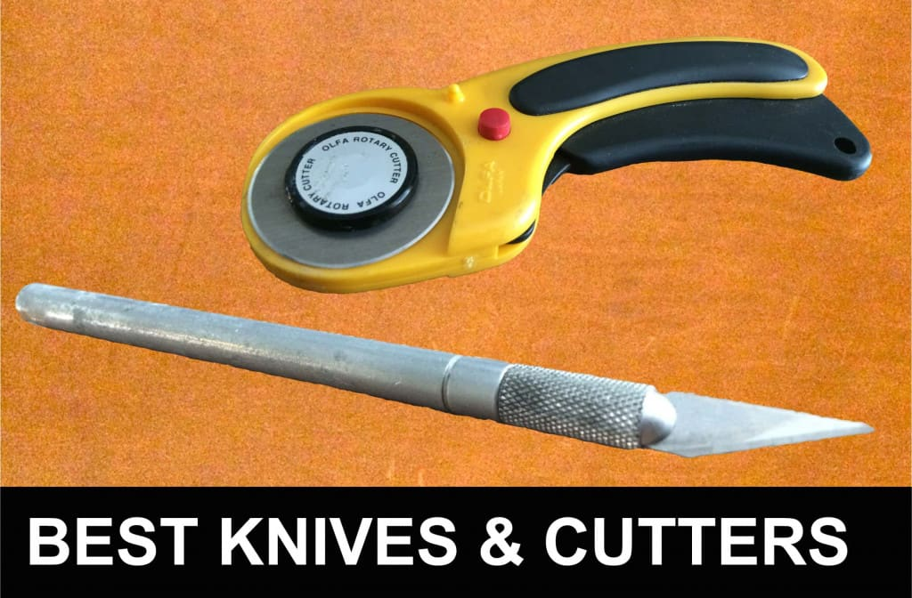 Best Leather Knives and Cutters - Liberty Leather Goods