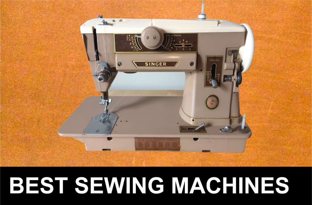 Best Leather Sewing Machines - Liberty Leather Goods