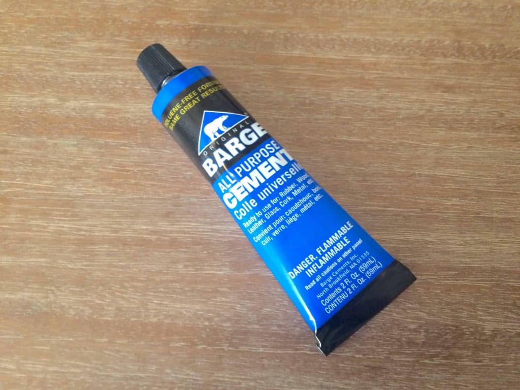 Barge All Purpose Contact Cement Leather Glue - Liberty Leather Goods